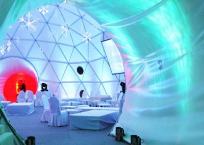 Big Samy Noleggio Dome per Eventi Location Cerimonie