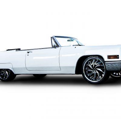Cadillac Deville 1966 Convertible